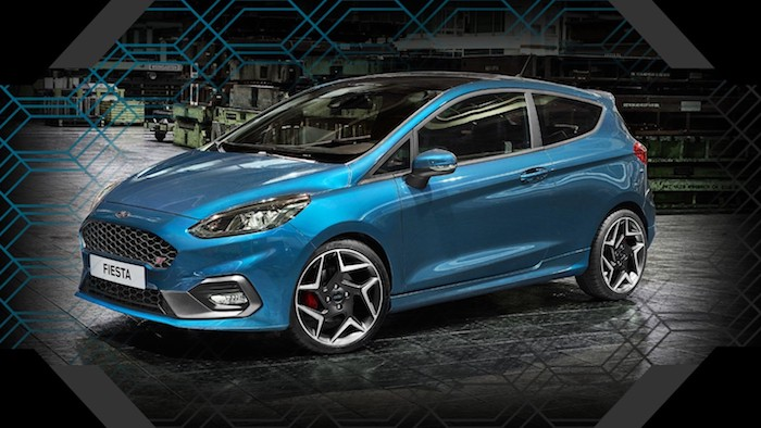 nieuwe auto's 2018, ford fiesta st