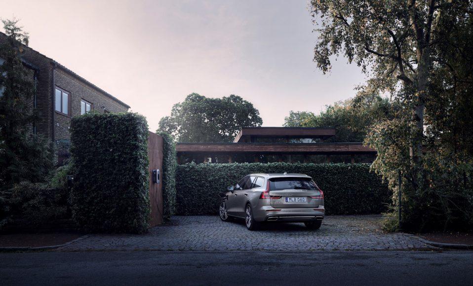 Nieuwe Volvo V60