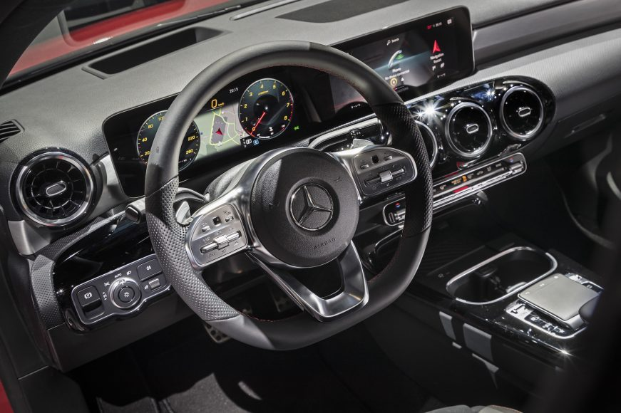 Mercedes-Benz A-Klasse 2018