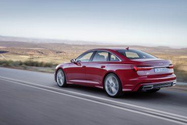 nieuwe Audi A6