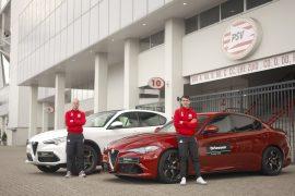 PSV, Alfa Romeo