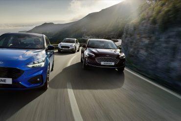 nieuwe Ford Focus