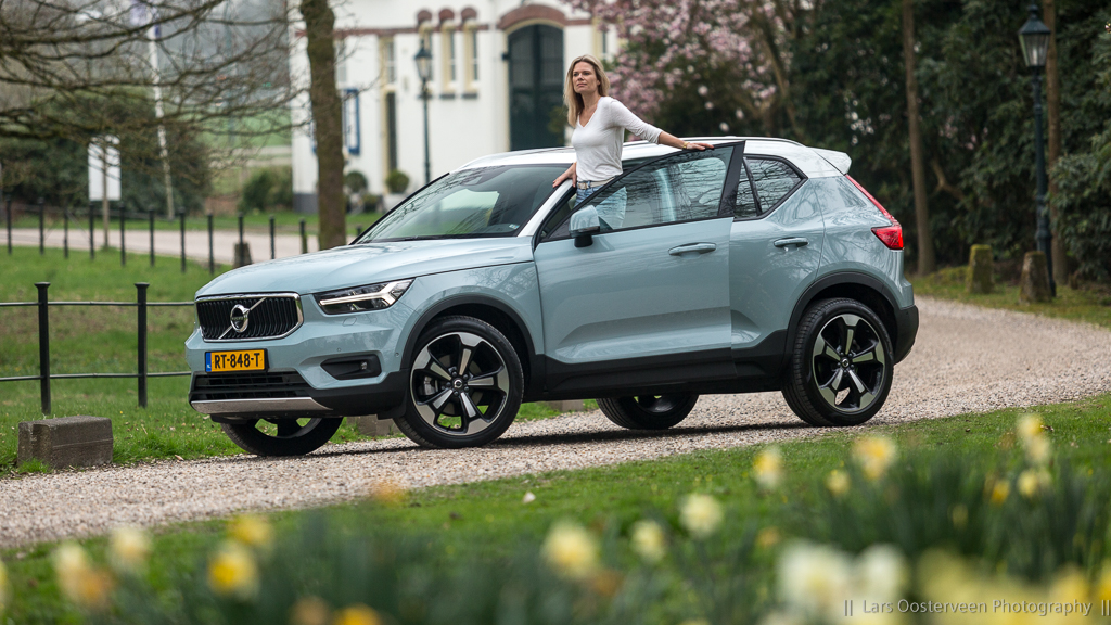 Volvo XC40 is Women's World Car of the Year 2018
