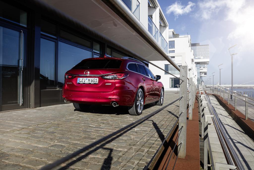 nieuwe Mazda6