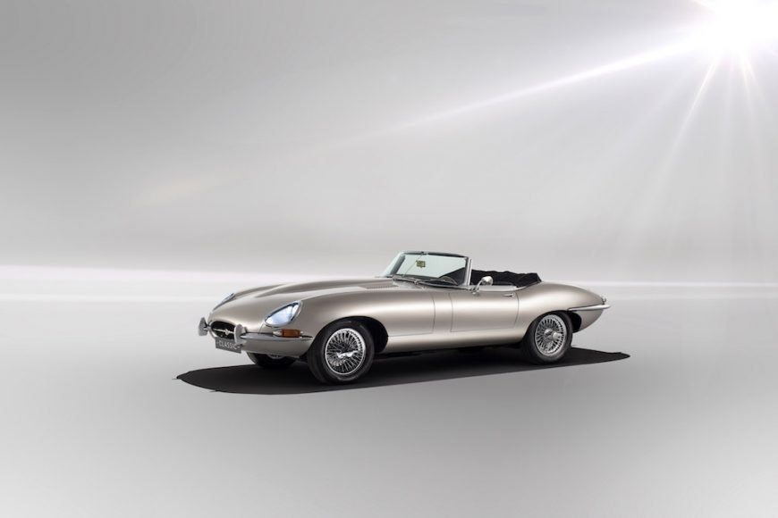 Jaguar Classic E-Type