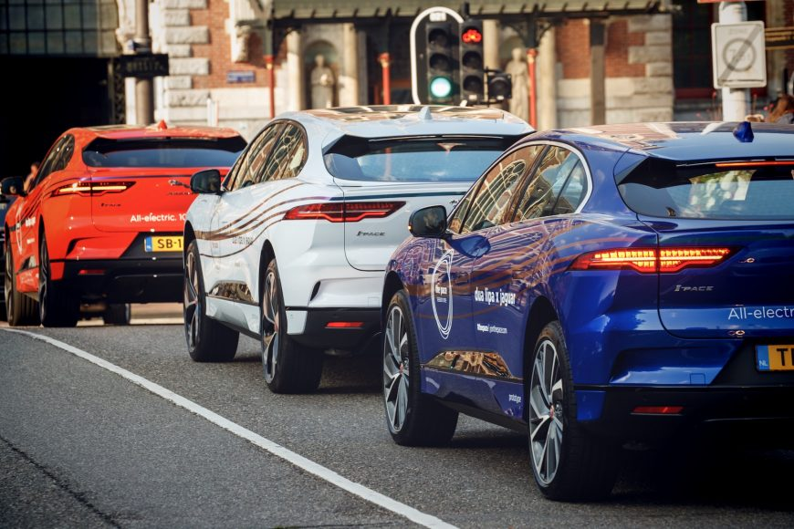 Jaguar I-Pace, Dua Lipa