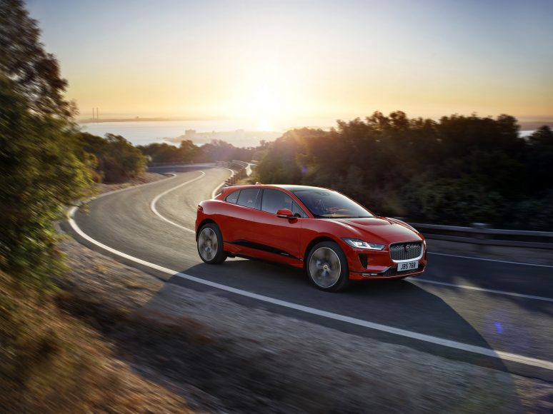 Rijtest Jaguar I Pace De Meest Verleidelijke Elektrische Auto Van Nu
