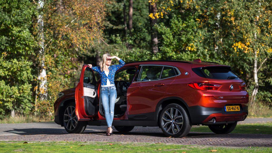 Header BMW X2