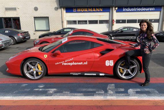 Ferrari x Bridgestone Raceplanet