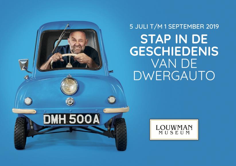 Louwman Dwergauto A5
