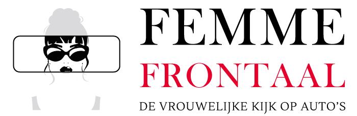 FemmeFrontaal - De nummer 1 Automagazine voor de vrouwelijke kijk op auto's