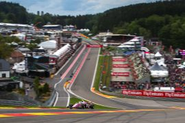 race circuit, Spa