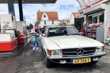 brandstofprijzen Europa
