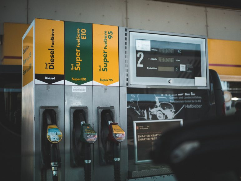 photo-of-gasoline-dispenser-in-station-1051397
