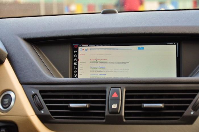 BMW X1 google