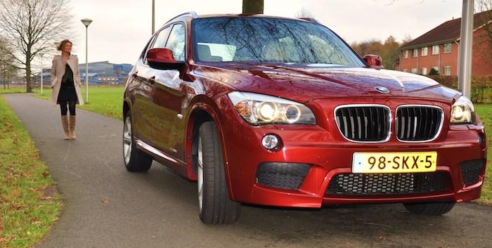 BMW X1 voor