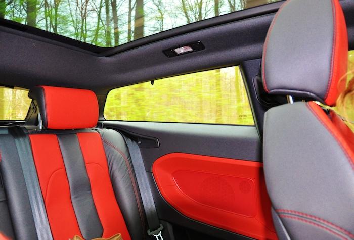 Range Rover Evoque interieur