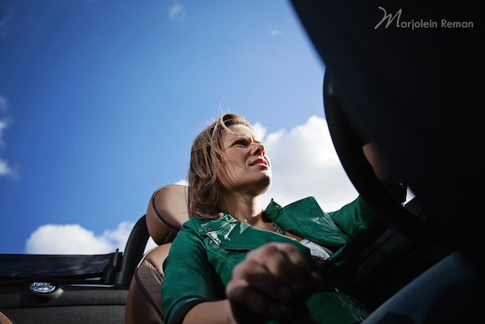 MINI Cooper roadster_rijdend