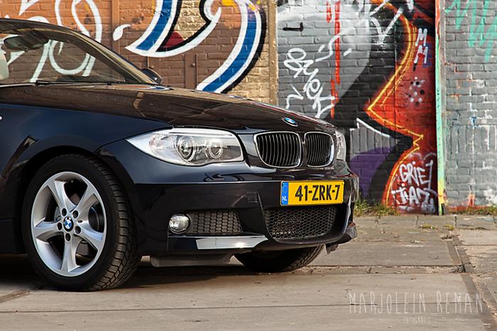 BMW 1 serie cabriolet_femmefrontaal_voor