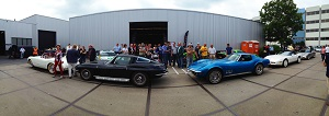 Corvette meeting klein