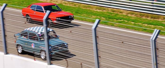 Italia Zandvoort race