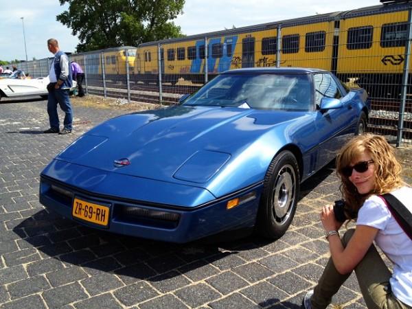 header Laura Corvette