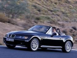 BMW Z3 arrangement