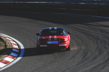 Odiel Mennink racelicentie-femmmefrontaal_zandvoort