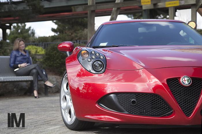 Alfa Romeo 4C_FemmeFrontaal_voorkant
