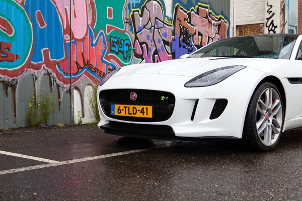 Jaguar FTYPE voor