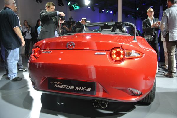Mazda MX5 kont