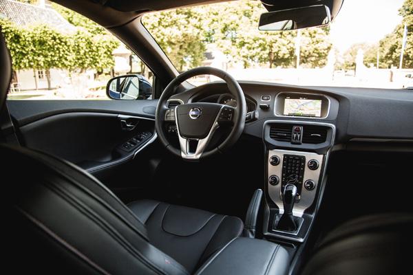 Volvo v40 D4 interieur