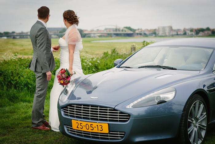 Aston Martin Jasper en Iris
