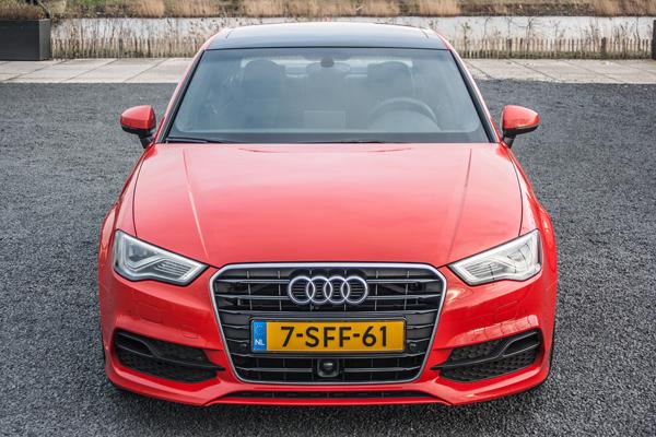 Audi A3 Limousine_voorkant