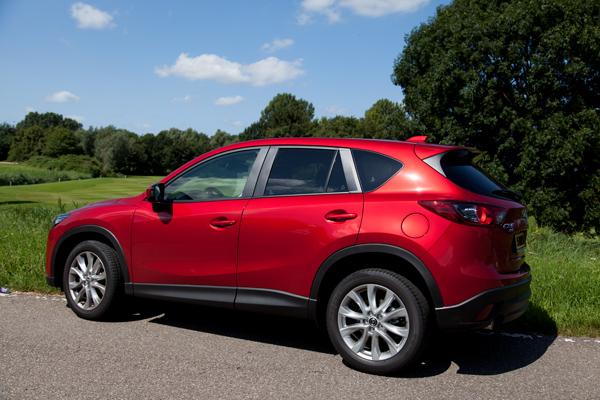 Mazda CX5_heel