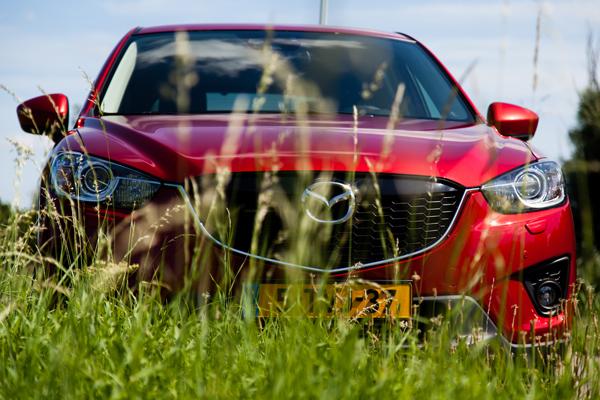 Mazda CX5_voor