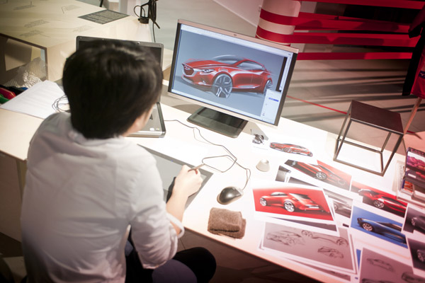 Mazda2_ontwerp