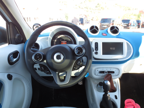 Smart forfour_dashboard