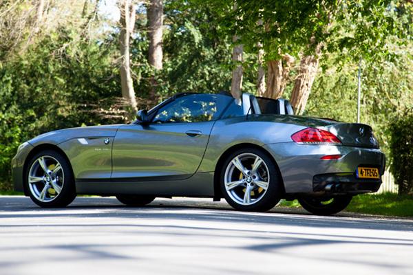 BMW Z4 neus